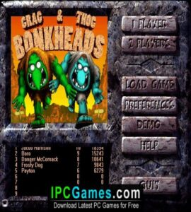 bonkheads game full version compressed