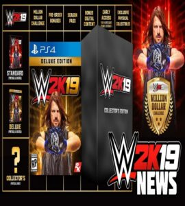 wwe 2k19 digital deluxe edition game free for pc game compressed