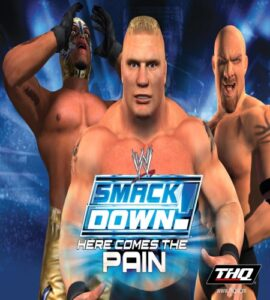 wwe smackdown here comes the pain game for pc compressed