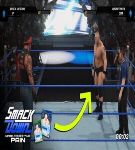 wwe smackdown here comes the pain game full version compressed