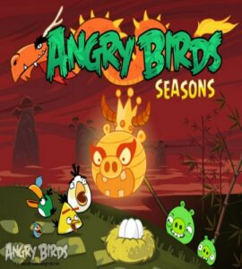angry birds seasons the year of dragon game for pc compressed