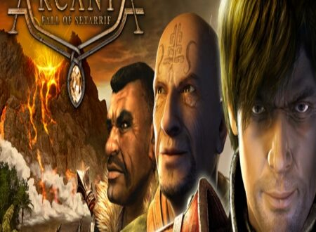 arcania fall of setarrif game for pc compressed