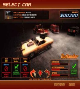 deadly race game full version compressed