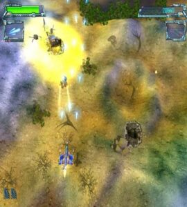 galaxy strike game highly compressed compressed