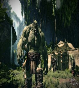 of orcs and men game highly compressed compressed