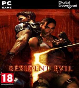 resident evil 5 game for pc compressed