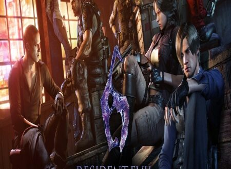 resident evil 6 game for pc compressed