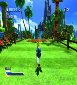 sonic generations game highly compressed compressed