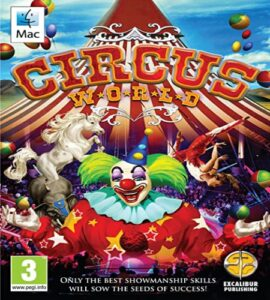 circus world game for pc compressed