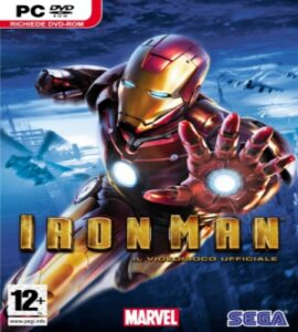 iron man game for pc compressed