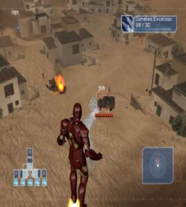 iron man game free for pc game compressed