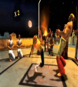 martial arts capoeira game free for pc game compressed