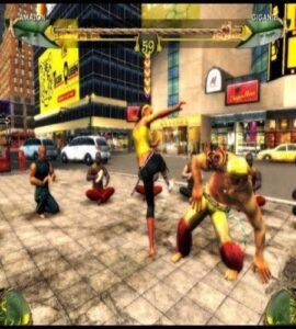 martial arts capoeira game highly compressed compressed