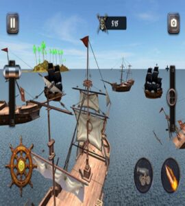 pirates battle for caribbean game full version compressed