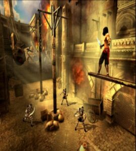 prince of persia 3 game full version compressed
