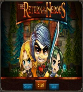 return of the hero game for pc compressed