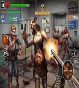 zombie shooter game highly compressed compressed